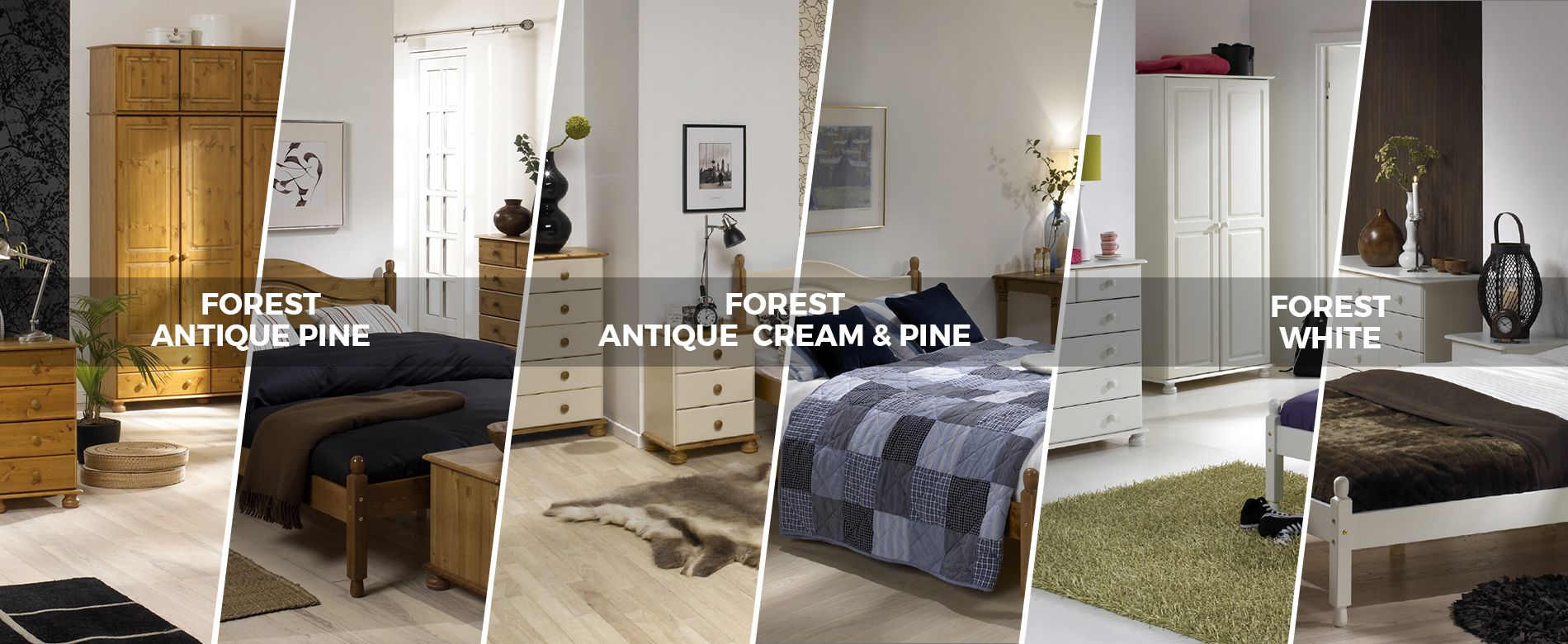Forest Bedroom Collection